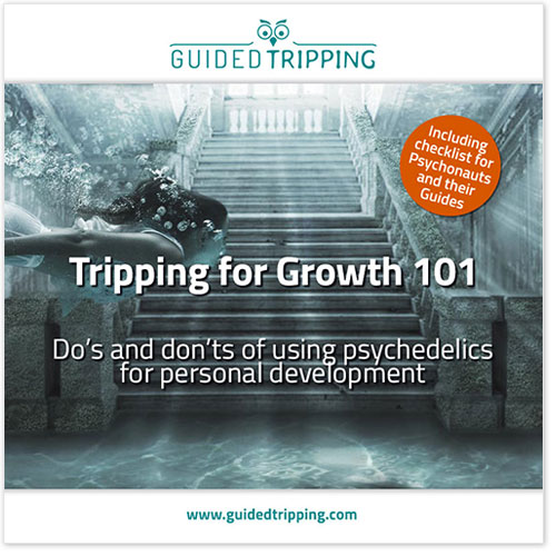 Guided Tripping | Ebook | Tripping for Growth 101