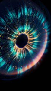 black hole eye bad trip