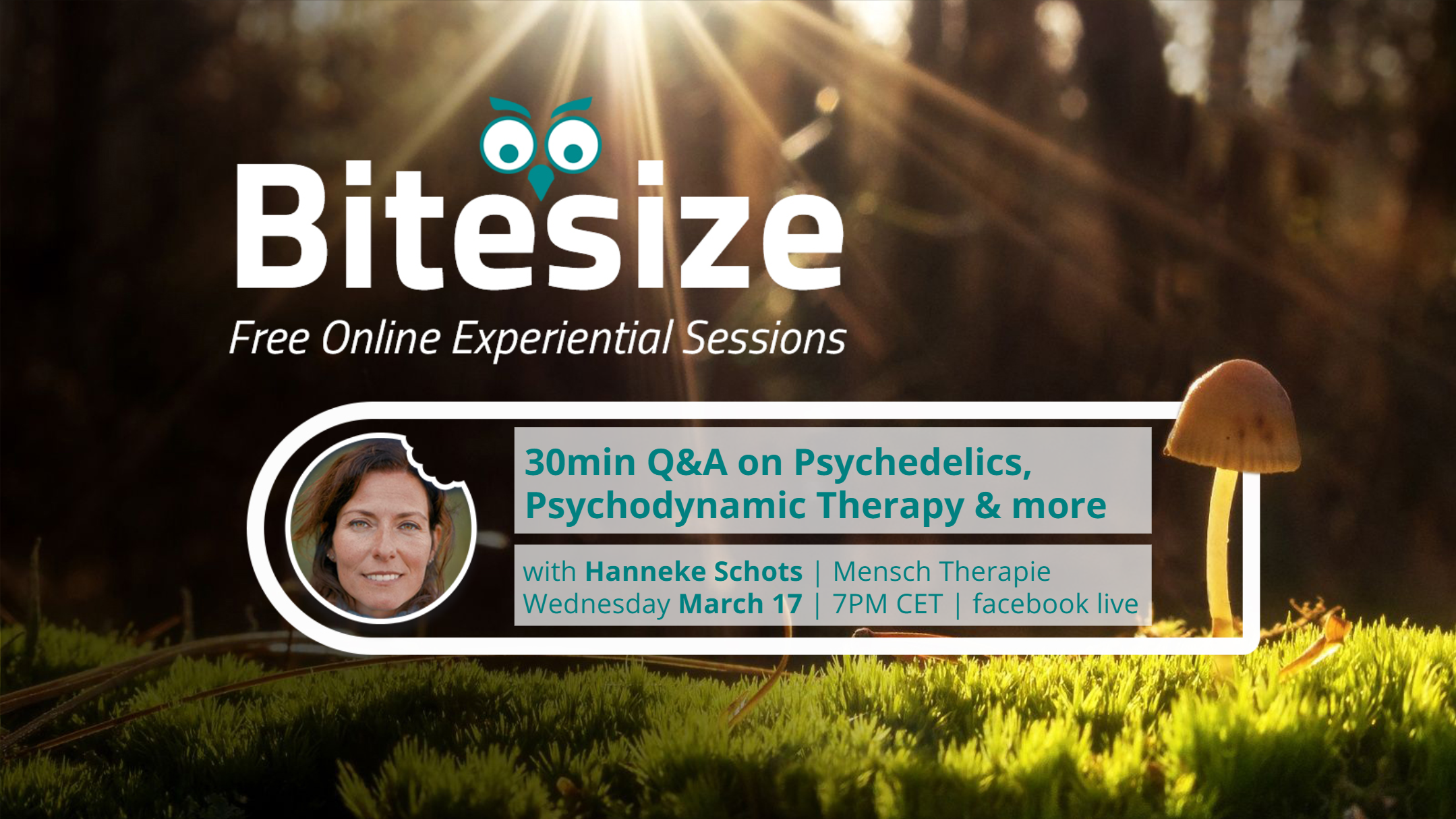 BiteSize Q&A Hanneke March 17